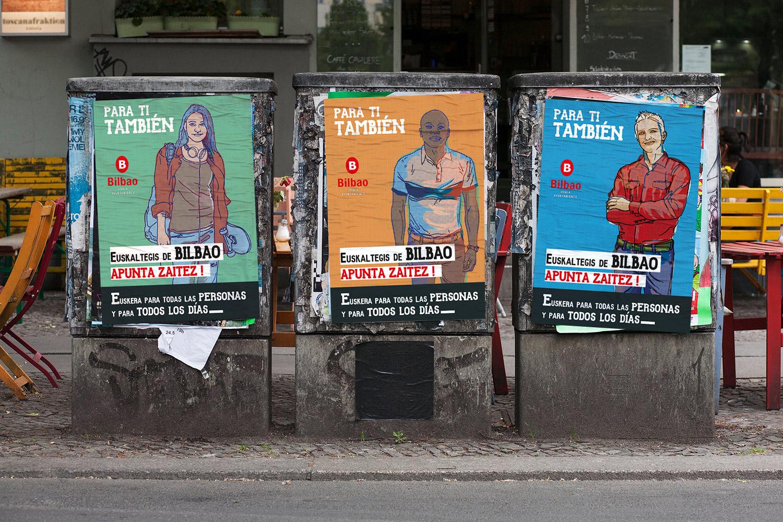 diseño posters por ouidesign