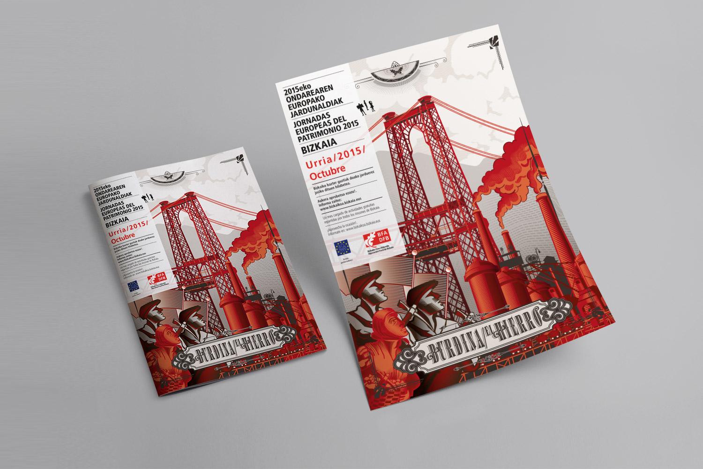 Creatividad y diseño folleto