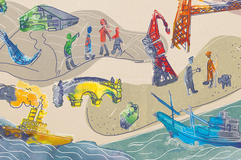 ilustración diseñada por ouidesign