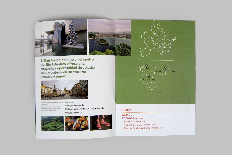 Catálogo diseñado para la UPV-EHU por ouidesign