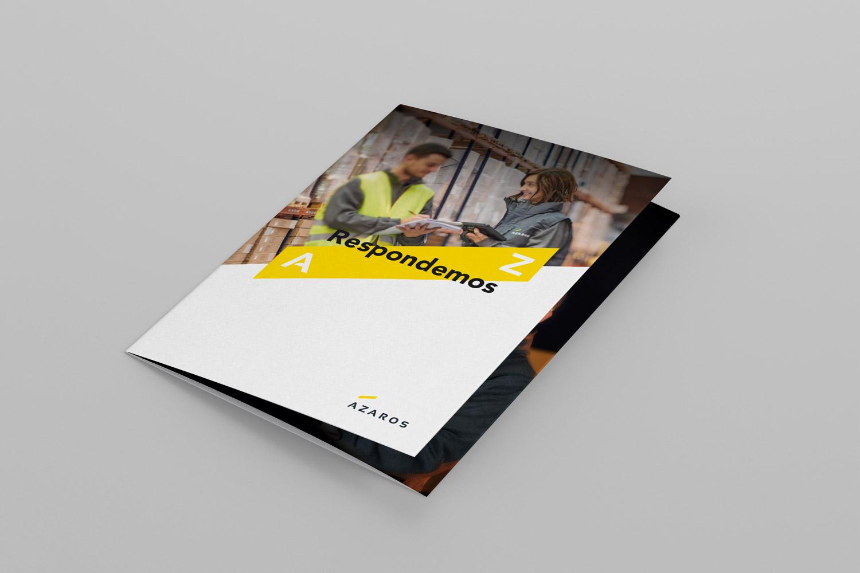 Diseño catálogo por Ouidesign