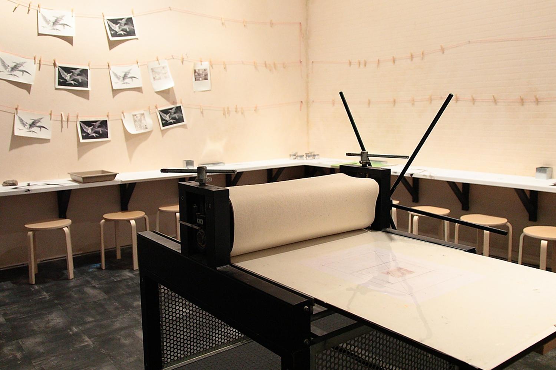 Diseño ambientación exposición