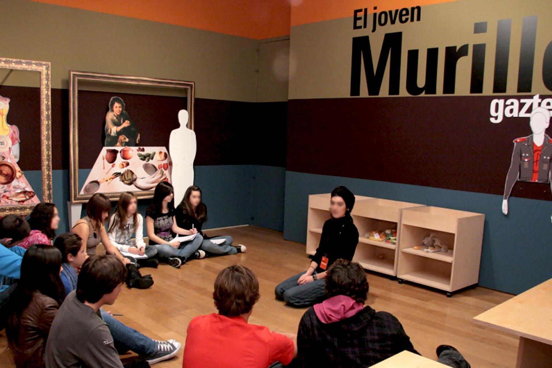 Diseño exposición Murillo
