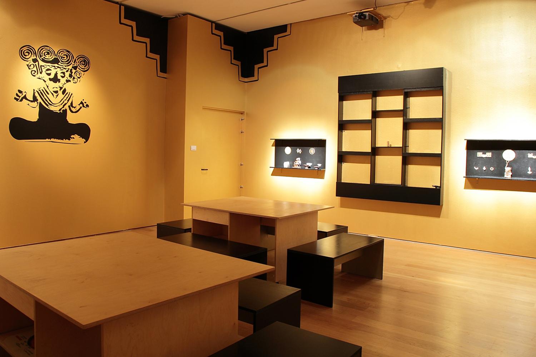 Diseño exposición Museo Bellas Artes
