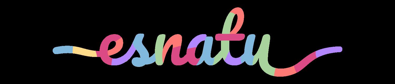 Diseño logotipo Esnatu