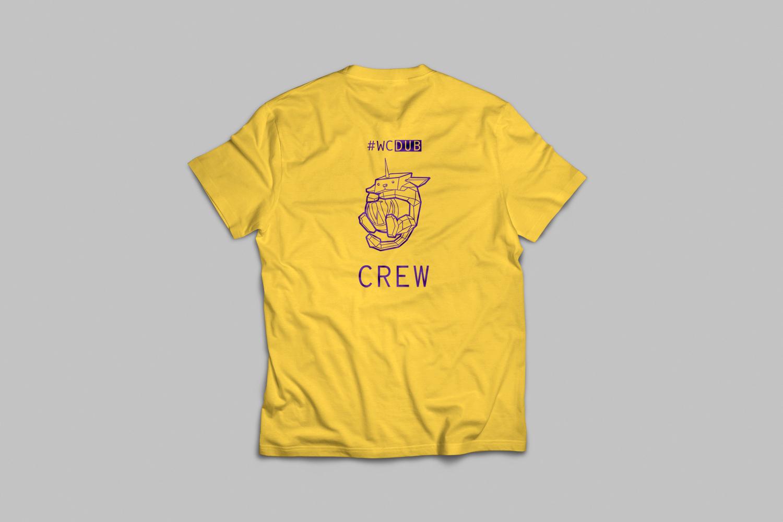 Diseño camiseta por Ouidesign